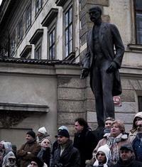 Estatua Praga