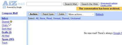 Gmail AiZ